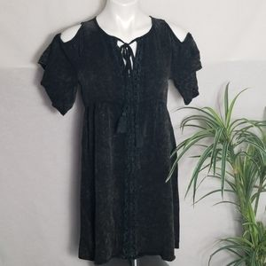 Altar'd State Distressed Dress